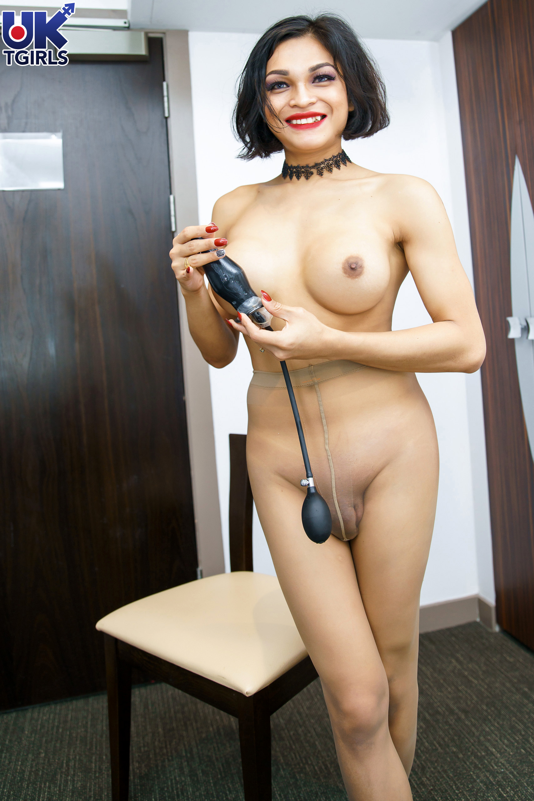 Nadtasha Looks Lovely In Her
