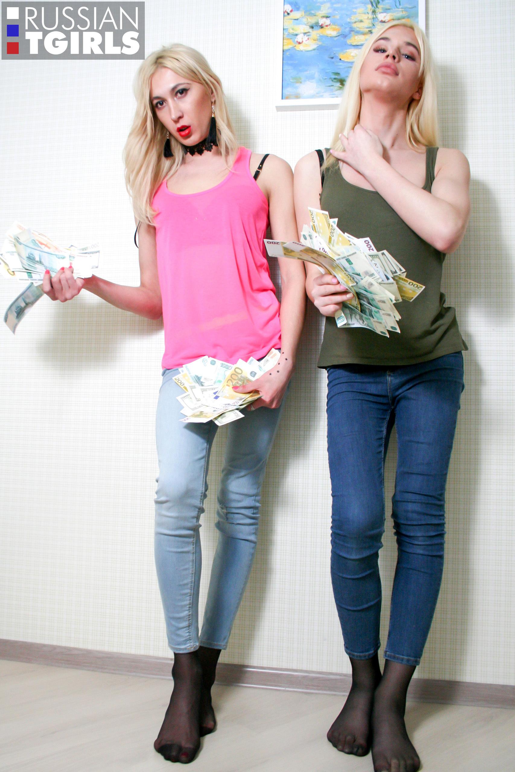 Sexy Trannies Kristina And Alice